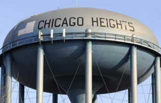 Chicago Heights IL Plumber